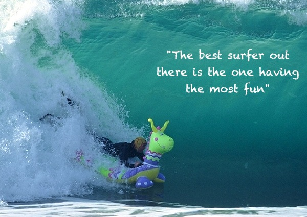 fun-surfing