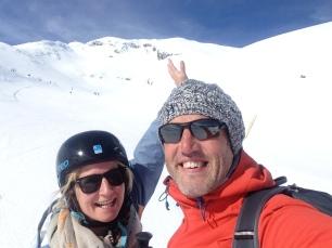 skiselfie